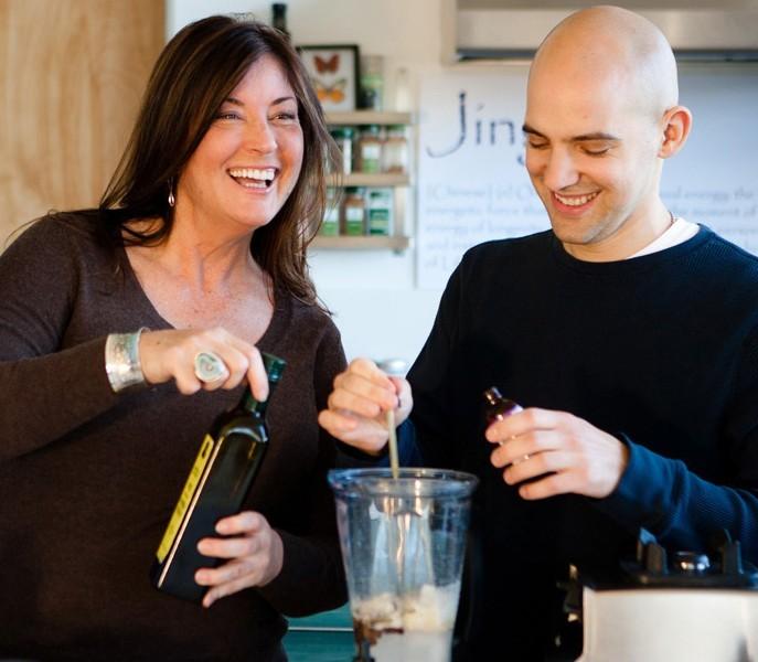 Jingslingers Joy Coelho Jay Denman