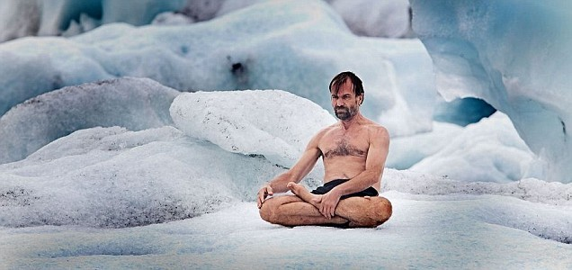Wim Hof-The Ice Man