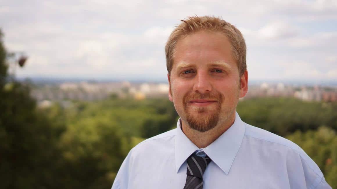 Vít Jedlička President of Liberland