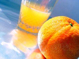 Oranges Vitamins Vitamin C