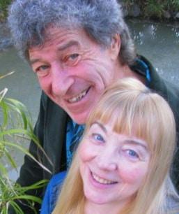 Sasha and Janet Lessin