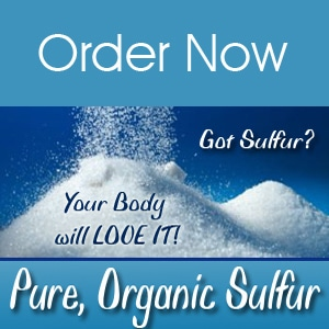 Sulfur for store