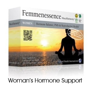 Womans Hormone Support