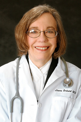 Jane Orient, MD opposes un-Constitutional vaccination deception advancing in New York State.
