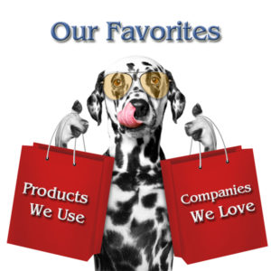 Favorite Products We Use from Companies We Highly Recommend
