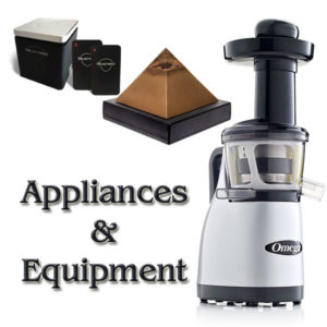 Appliances & Equipment