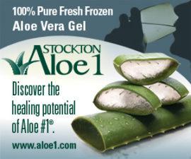 Stockton Aloe 1 Aloe Vera Gel Products