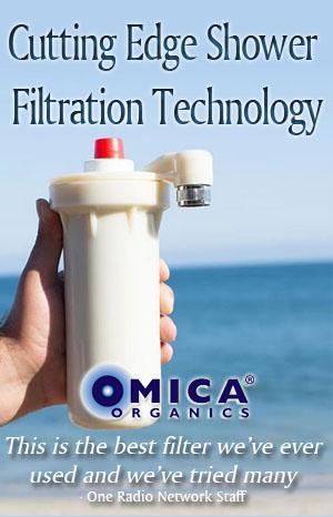 Omica Shower Filter