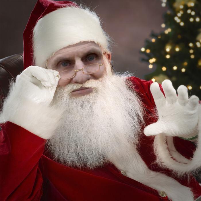 Atom Bergstrom Santa Claus