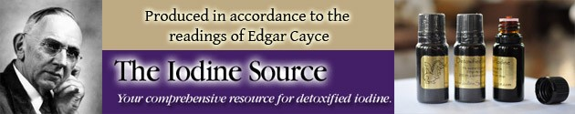 Edgar Cayce Products Banner