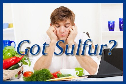 got sulfur