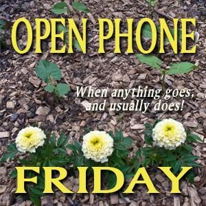 Open Phone Spring Garden
