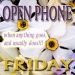 Open phones Spring