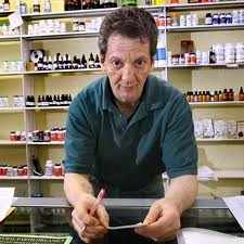 Tony Pantalleresco - Herbalist