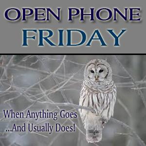 Winter Open Phones