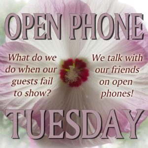 open phone tuesday